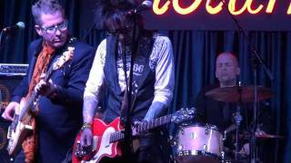 "Earl Slick and Lee Rocker ""Men Without Shame"""
