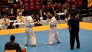 Zenjuro Mori vs Yukou Harada