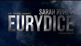 BACKSTAGE: Eurydice - Pitt State Theatre