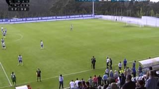 A azia do comentador do Canal Porto - Porto 0-2 Sporting (júniores)