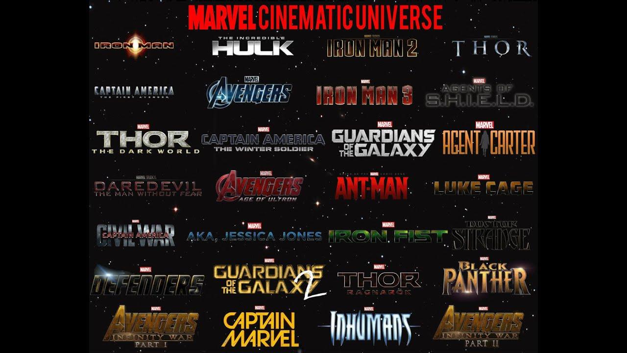 Dvd Marvel Avengers Fase 1-2-3 | eBay