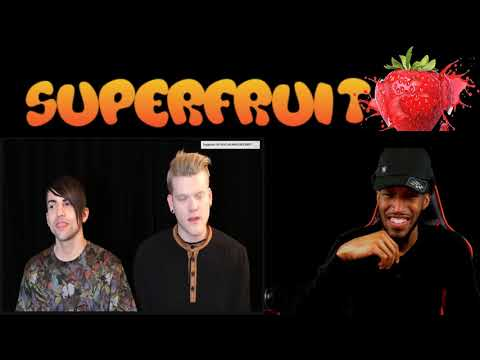 I Couldnt Stop Laughing At THIS | Superfruit Hip Hop Goes Broadway