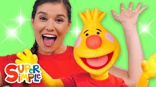 Open Shut Them #2   Opposites Song For Kids   Sing Along With Tobee