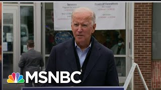 How Biden Campaign, Supporters Can Maximize Momentum Before Election Day | The Last Word | MSNBC