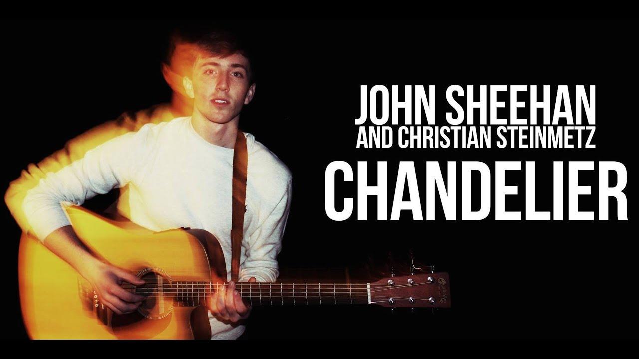Chandelier - Sia Cover (John Sheehan Music) - YouTube