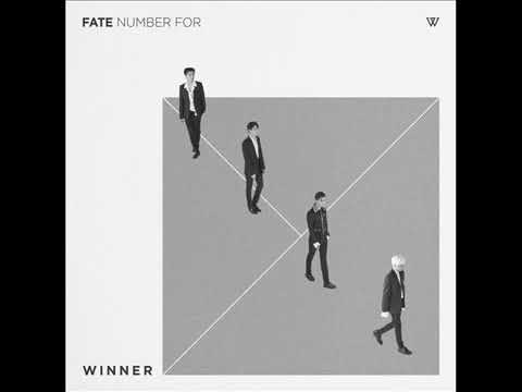 WINNER REALLY REALLY [MP3 Audio] [FATE NUMBER FOR]