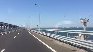 #автодом #путишествие в крым(крымский мост)