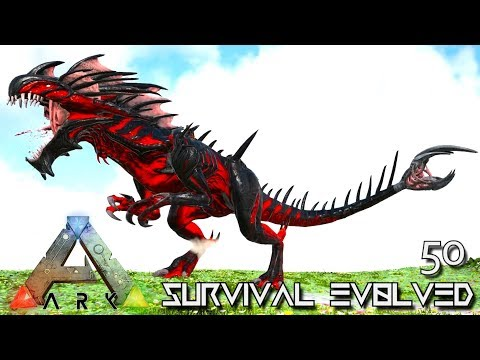 ARK: SURVIVAL EVOLVED - APEX REAPER QUEEN TAMING E50 !!! ( PRIMAL FEAR PYRIA )