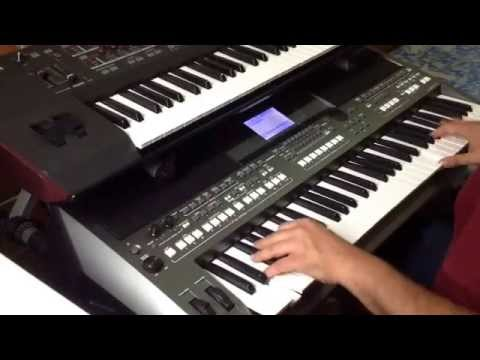 demo yamaha psr s670 youtube. Black Bedroom Furniture Sets. Home Design Ideas