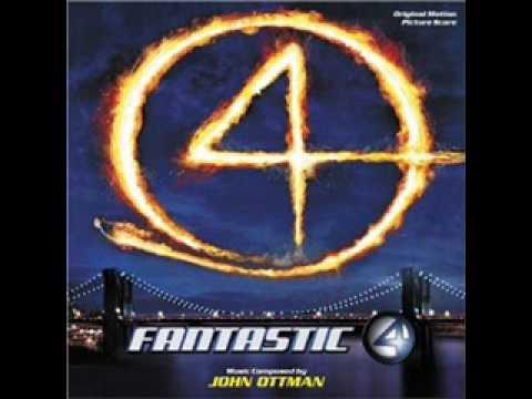 Fantastic Four Soundtrack Theme