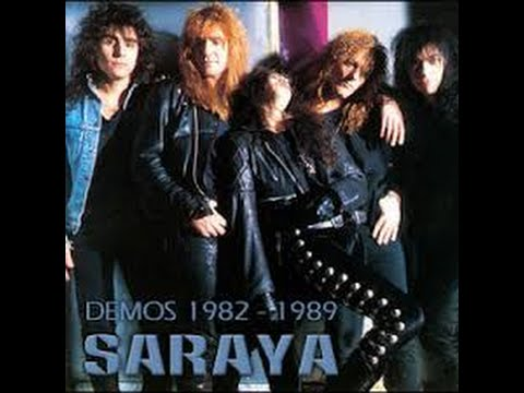 Saraya - Demos 1982-1989 (1990) Full Album