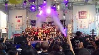 LOVEマシーン~みかん - 2013.9.1 Japan Festa in Bangkok 2013.