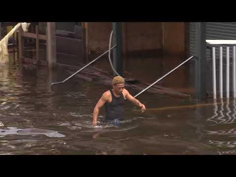 Governor Cuomo Tours Hurricane Maria Damage in Puerto Rico