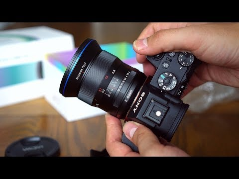 Venus Optics 'Laowa' 15mm f/2 FE 'Zero-D' lens review with samples (Full-frame and APS-C)