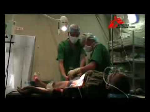 Doctors Provide Follow-up Surgery To Gaza Patients