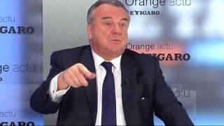 La France engagée en Centrafrique pour «bien longtemps», selon Alain Marsaud