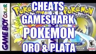 Cheats / Gamesharks para Pokémon Oro y Plata | Trucos para Pokémon Oro y Plata