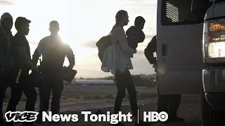 Migrants at the Border Feel They Have No Choice But to Enter the U.S. Illegally (HBO)
