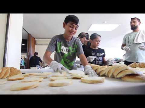 Maui Adventist School Banana Burger Fundraiser