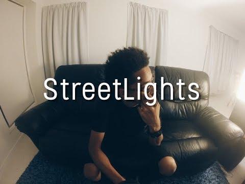 Street Lights - Kanye West - Zeek Power cover