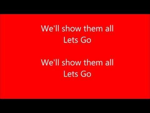 Lets Go - Tiesto ft. Icona Pop (Lyrics)