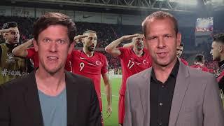 Nacken & Thun – Türkische Fußballer salutieren in Reutlingen