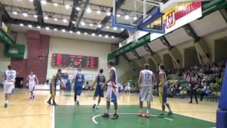 Znakomita inauguracja koszykarzy  Noteć gromi Siedlce - oklaski na koniec meczu