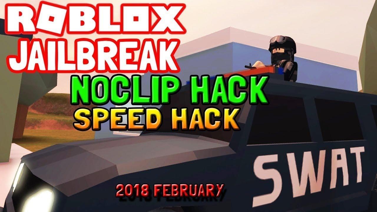 Roblox Jailbreak Speed Hack New Code 2018 Youtube