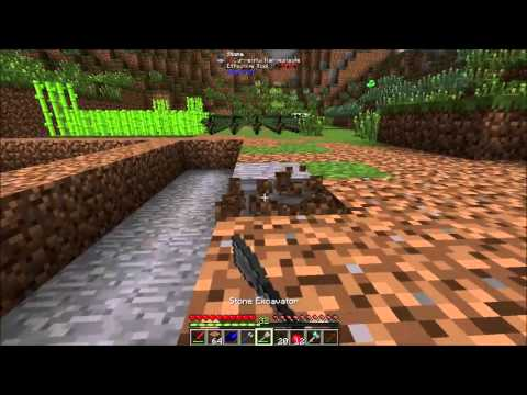 Silver Plays FTB Infinity -2- Automated Farming