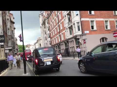 Walking in London - Bloomsbury