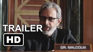 JURASSIC WORLD EVOLUTION HD Jeff Goldblum Trailer Dr. Ian Malcolm NEW (2018) PS4/XBOX ONE/PC