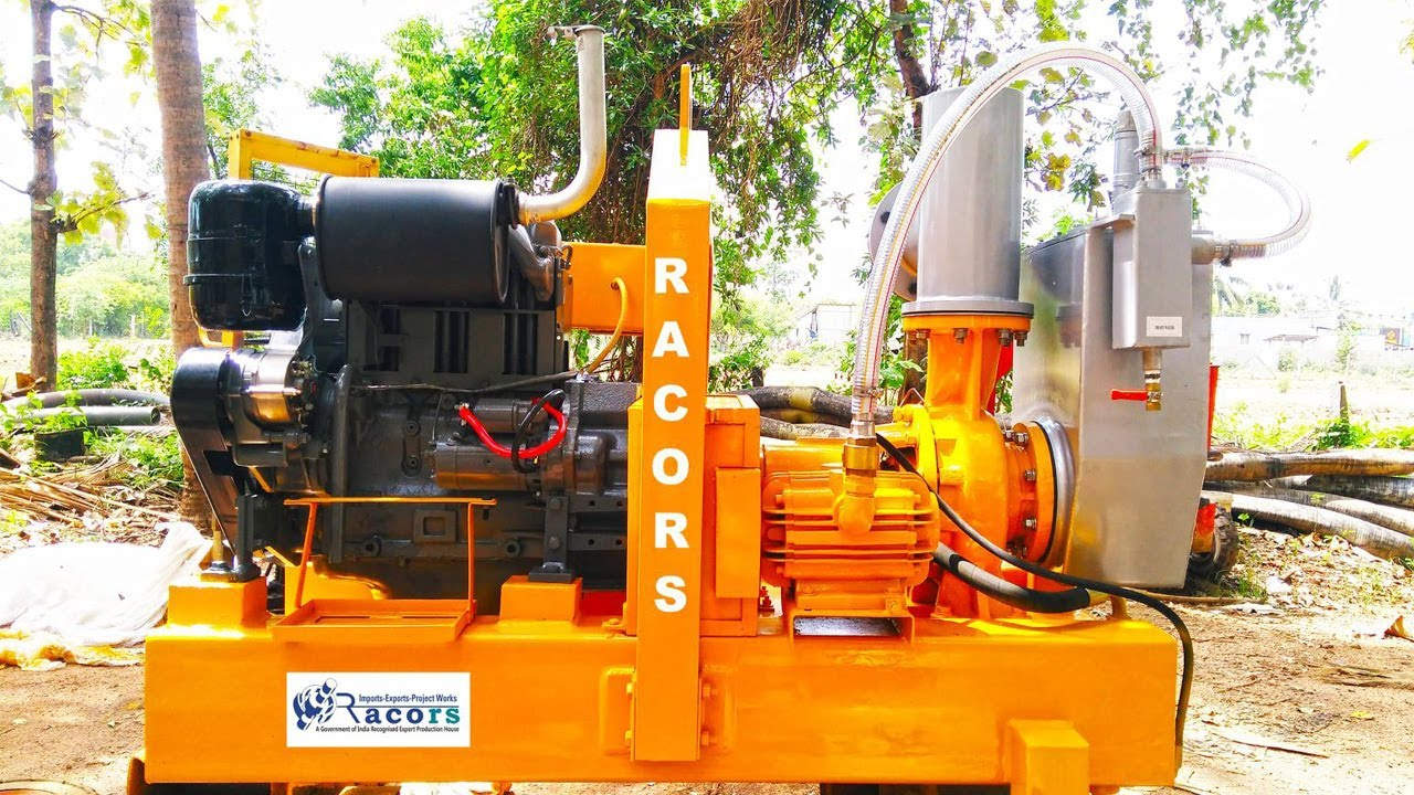 Horizontal Dewatering Pumps Manufacturer ( Sales / Rentals / Dewatering  Services projects )