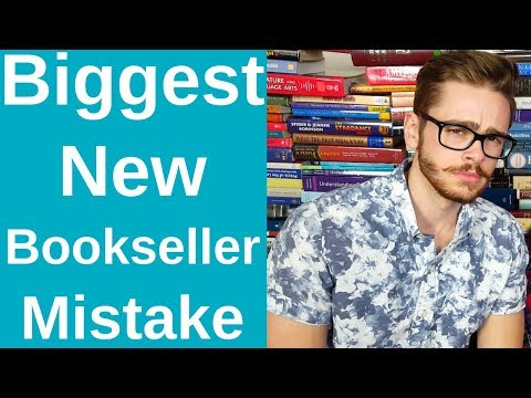 (2018) The BIGGEST Mistake New Amazon FBA Book Sellers Make