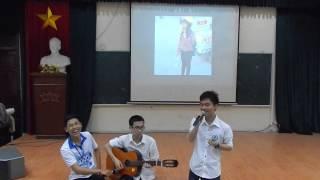 Anh mơ - cover by sinh viên Bách khoa :))