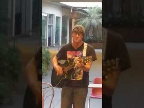 Brantley Gilbert's Fall Into Me Cover by Jeremiah Stolberg