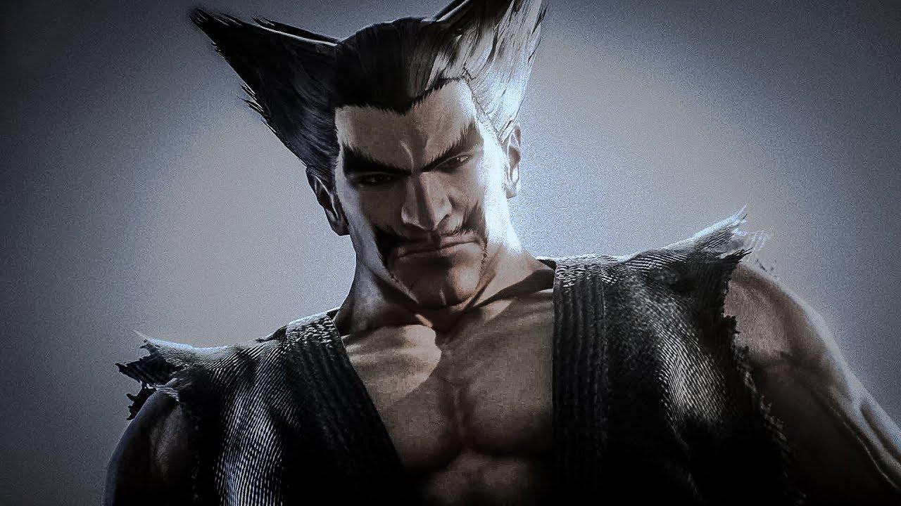 Heihachi Throws Litlle Kazuya Off A Cliff Tekken 7