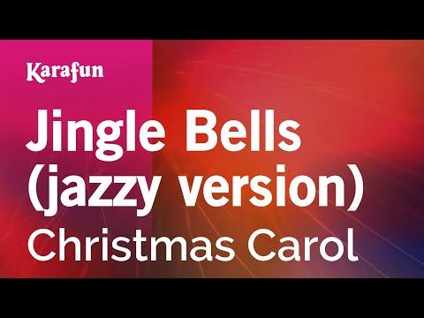 Karaoke Jingle Bells (jazzy version) - Christmas Carol *