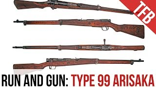 Type 99 Arisaka Run and Gun