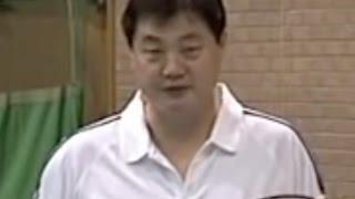 Badminton-Power Smash