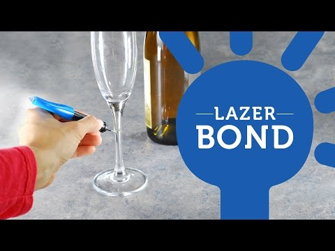 How to Use Lazer Bond to Repair Anything