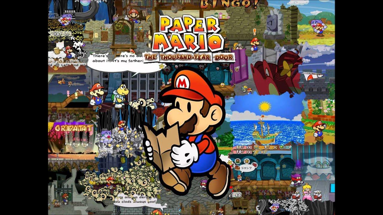 Crucius Grodus Paper Mario 2 Die Legende Vom Aonentor Musik