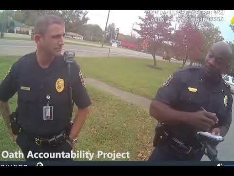 (Bodycam) Cops help themselves to my cards after my arrest | OAP