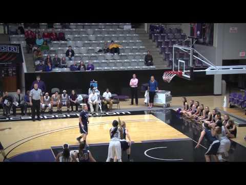 Women's Basketball: Lyon Highlights