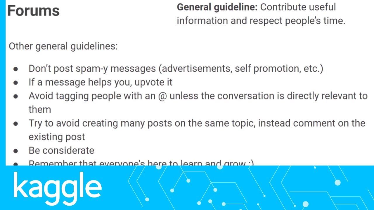 Kaggle | LinkedIn