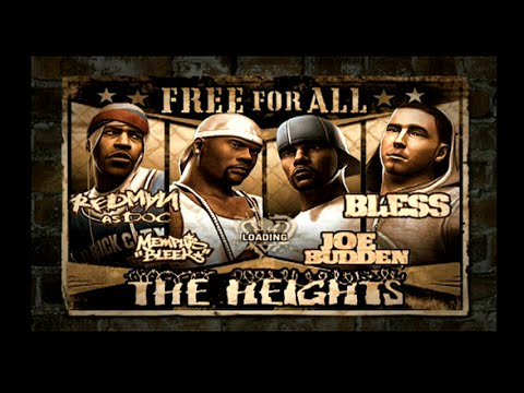 Def Jam Fight For NY (Request) - Free For All at Heights