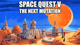 Space Quest V playthrough