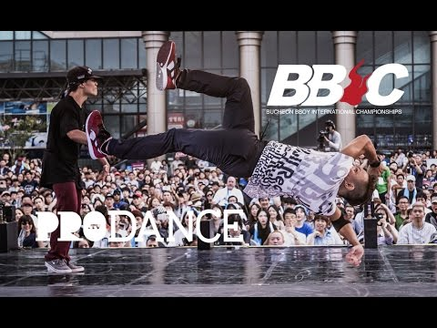 Red Bull BC One All Stars vs Drifterz | BBIC Korea 2016