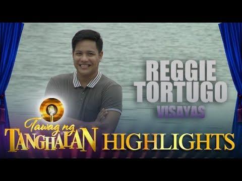 Tawag ng Tanghalan: Meet Reggie Tortugo of Ormoc City