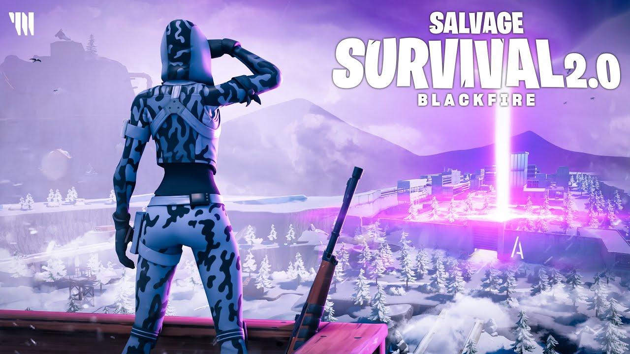 *NEW* Survival Mode In Fortnite!