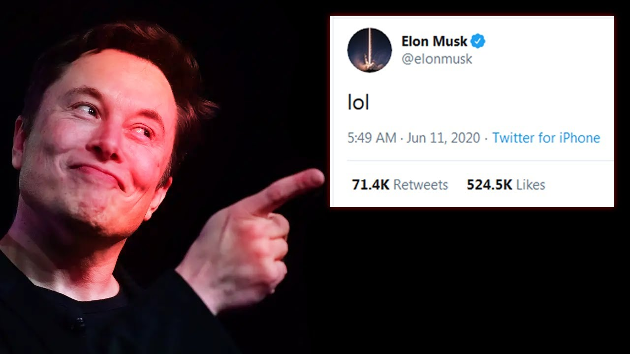 Elon Musk Confirms Tesla's $1000 Price with a Chuckle